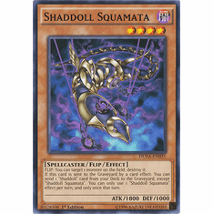 Shaddoll Squamata DUEA-EN025 - Common Duelist Alliance Card