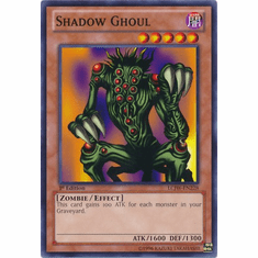 Shadow Ghoul LCJW-EN228 - YuGiOh Joey's World Common Card