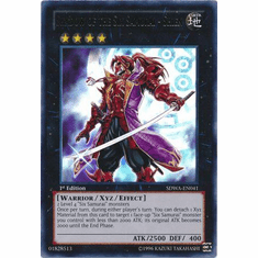 Shadow of the Six Samurai - Shien SDWA-EN041 - YuGiOh Samurai Warlords