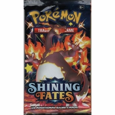 Shining Fates Booster Pack (Pokemon) Pokemon Sealed Product
