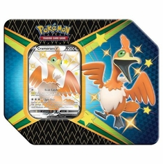 Shining Fates Cramorant V Collector's Tin (Pokemon)