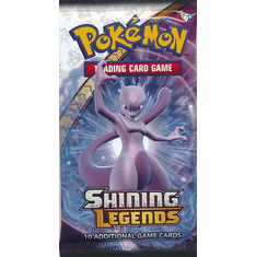 Shining Legends Pokemon Booster Pack