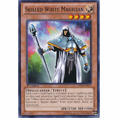 Skilled White Magician YSYR-EN012 - YuGiOh Common Card