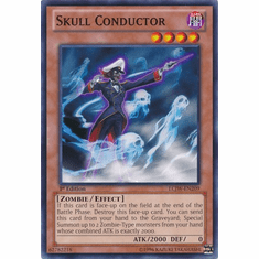 Skull Conductor LCJW-EN209 - YuGiOh Joey's World Common Card
