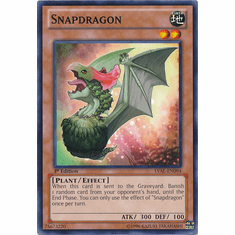 Snapdragon LVAL-EN094 - YuGiOh Legacy Of The Valiant Common Card