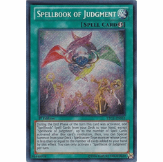Spellbook of Judgment LTGY-EN063 - Lord Of The Tachyon Galaxy Secret Rare