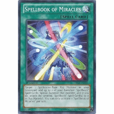Spellbook of Miracles LTGY-EN088 - Lord Of The Tachyon Galaxy Common