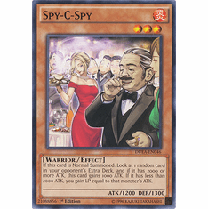 Spy-C-Spy DUEA-EN046 - Common Duelist Alliance Card