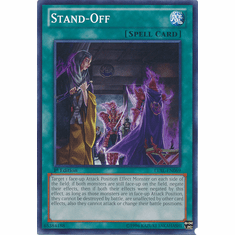 Stand-Off LVAL-EN069 - YuGiOh Legacy Of The Valiant Common Card
