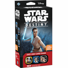 Star Wars Destiny: Dice and Card Game - Rey Starter Set