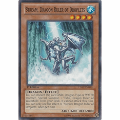 Stream, Dragon Ruler of Droplets LTGY-EN096 - Common