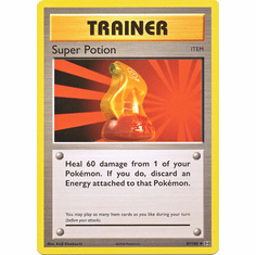 Super Potion 87/108 Uncommon - Pokemon XY Evolutions Single Card