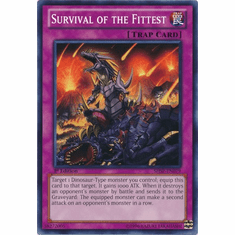 Survival of the Fittest SHSP-EN079 - YuGiOh Shadow Specters Common Card