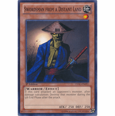 Swordsman From A Distant Land LVAL-EN091 - Legacy Of The Valiant Common