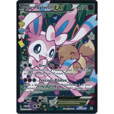 Sylveon EX RC32/RC32 Ultra Rare - Pokemon Generations Card