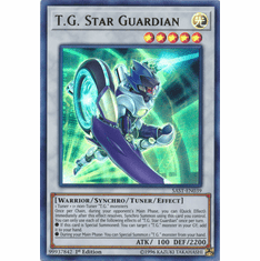 T.G. Star Guardian YuGiOh � Savage Strike Ultra Rare