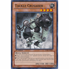 Tackle Crusader LVAL-EN043 - YuGiOh Legacy Of The Valiant Common Card