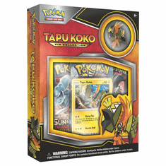 Tapu Koko Pin Pokemon Collection