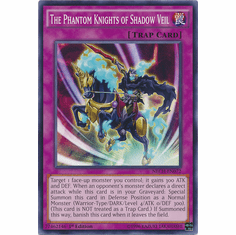 The Phantom Knights of Shadow Veil NECH-EN072 - Common The New Challengers