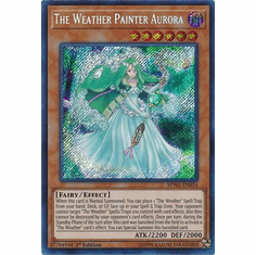 The Weather Painter Aurora - SPWA-EN034 - Secret Rare
