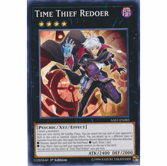 Time Thief Redoer YuGiOh � Savage Strike Common