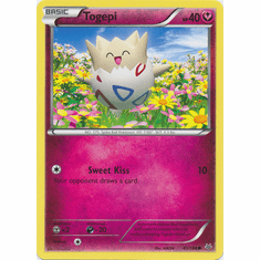 Togepi 43/108 Common - Pokemon XY Roaring Skies Card