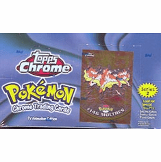 Topps Pokemon Chrome Series Two Card Pack