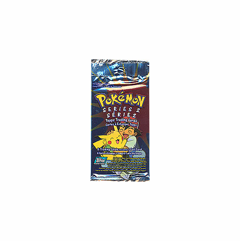 Topps Pokemon Series 2 Animation Pack