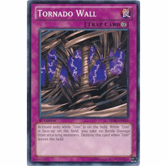 Tornado Wall SDRE-EN035 - Realm of the Sea Emperor Common Card