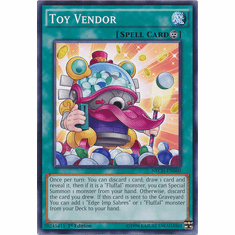 Toy Vendor NECH-EN060 - Common The New Challengers Card