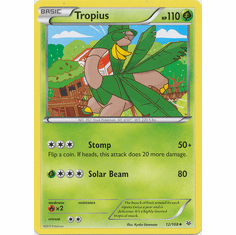 Tropius 12/108 Uncommon - Pokemon XY Roaring Skies Card