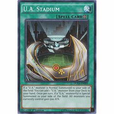 U.A. Stadium DUEA-EN089 - Common Duelist Alliance Card