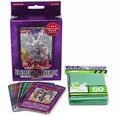 Ultimate YuGiOh Elemental Energy Collector's Package
