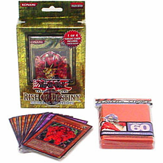 Ultimate YuGiOh Rise of Destiny Collector's Package