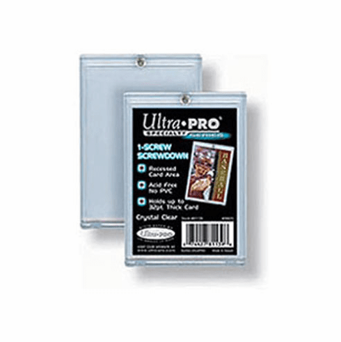 Ultra Pro 1 Screw Screwdown Card Holder (32pt)