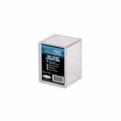 Ultra Pro 150ct Card Storage Plastic Box
