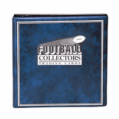 "Ultra Pro Football Card Huge 3 Ring ""D"" Binder Collectors Card Album"