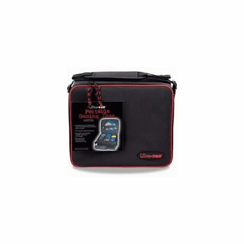 Ultra Pro Portable Gaming Case ( Red Trim )