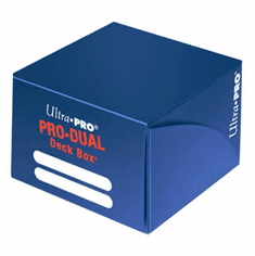 Ultra-Pro - PRO-Dual Deck Box - Blue