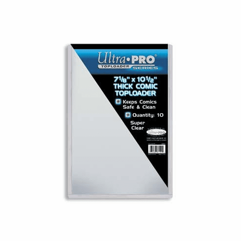 Ultra Pro Thick Comic Toploader