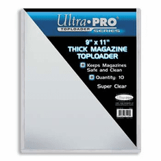 Ultra Pro Thick Magazine Toploader