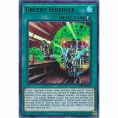 Urgent Schedule YuGiOh � Legendary Duelists: Sisters of the Rose Ultra Rare