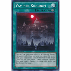 Vampire Kingdom SHSP-EN064 - YuGiOh Shadow Specters Common Card