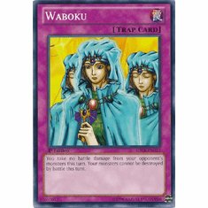 Waboku SDCR-EN035 - YuGiOh Cyber Dragon Revolution Common Card