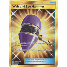Wait and See Hammer - 236/214 - Secret Rare