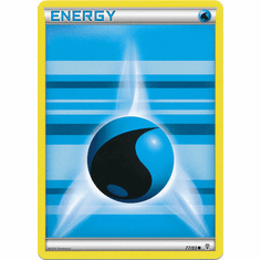 Water Energy 77/83 Common - Pokemon Generations Card