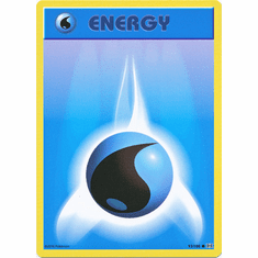 Water Energy 93/108 Common - Pokemon XY Evolutions Single Card