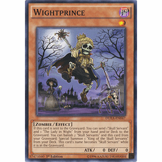 Wightprince DUEA-EN047 - Common Duelist Alliance Card
