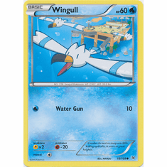 Wingull 18/108 Common - Pokemon XY Roaring Skies Card
