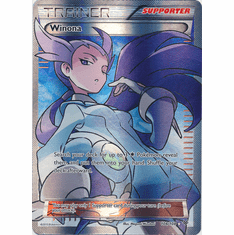 Winona 108/108 Full Art - Pokemon XY Roaring Skies Card